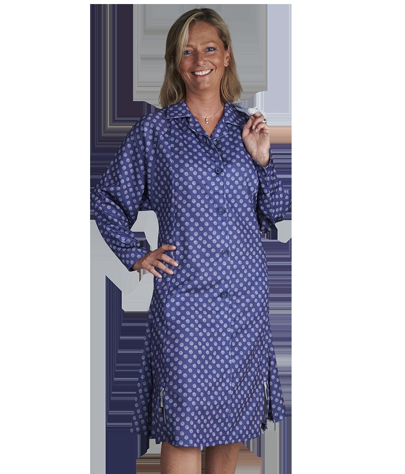 e9a7367c51c6c REIMS ROBE ZIPEE Robe zipée   vêtements pour séniors