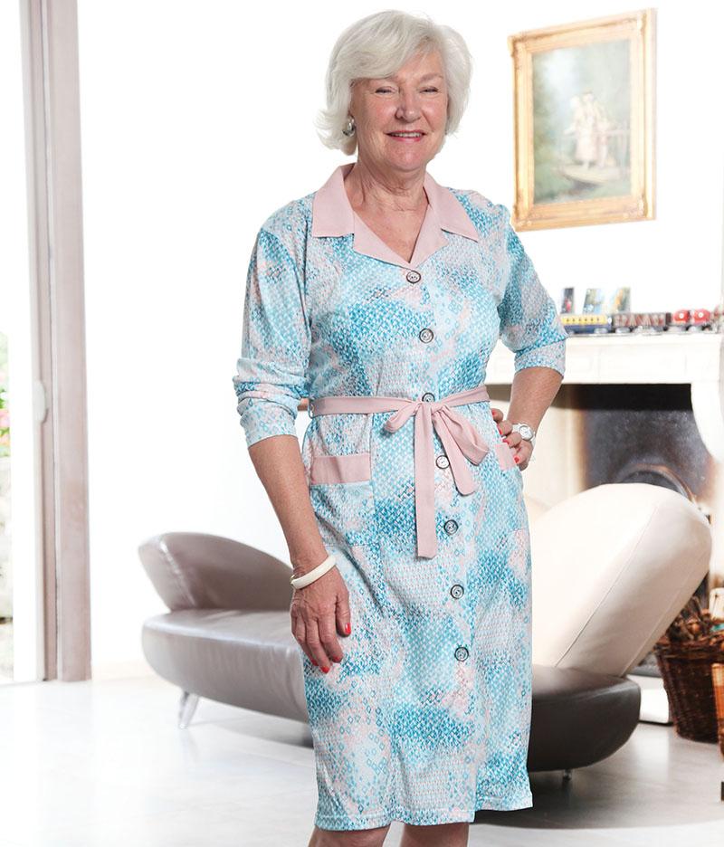 Femme Agee Robe Classique Pour Classique Robe 10wq0YpIX