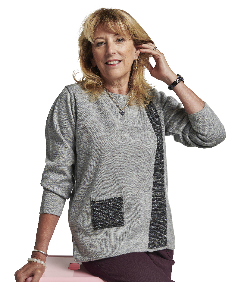 Pull  manches longues uni (PAUILLAC)