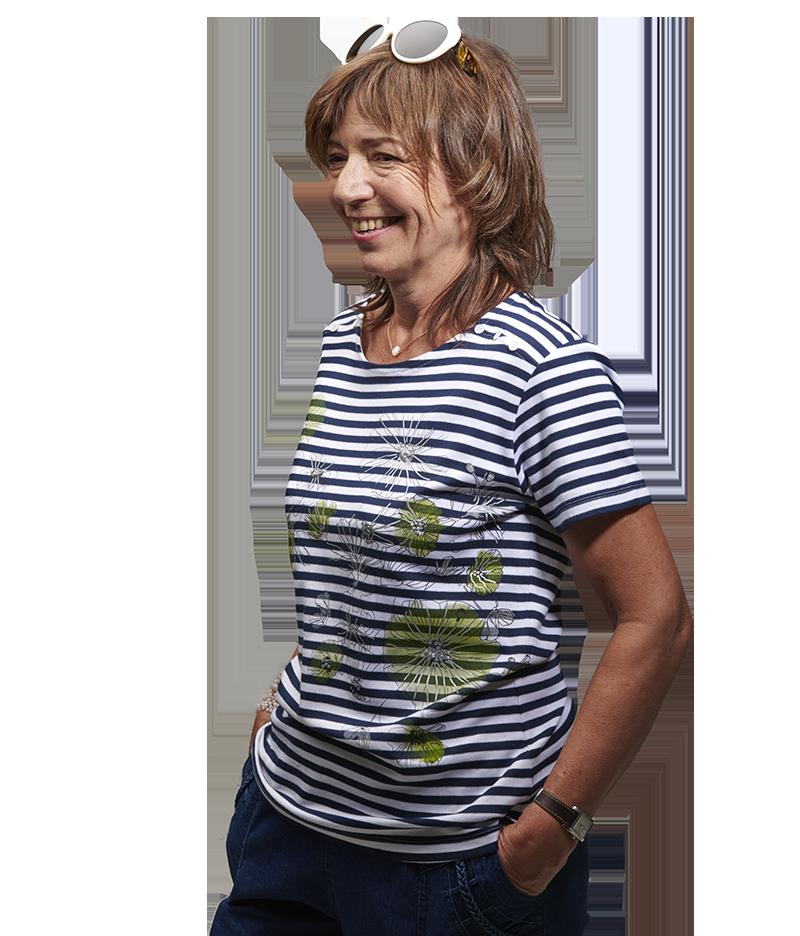 Femme Tee Shirt À Manches CourtestarasconSénior CdBeQWrox